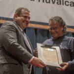 """""""Lo que no se retrata no existe"""": Pedro Valtierra al recibir el doctorado Honoris Causa por la UAZ"""