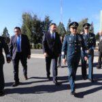 Llega nuevo comandante a 11 zona militar